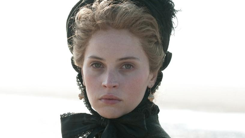 The Invisible Woman, Felicity Jones como ellen Ternan