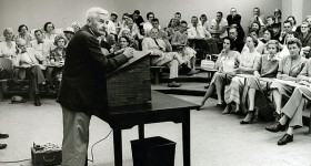 faulkner en la universidad de virginia