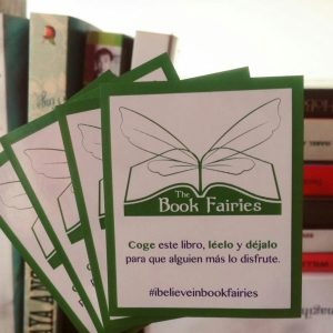 pegatinas castellano book fairies